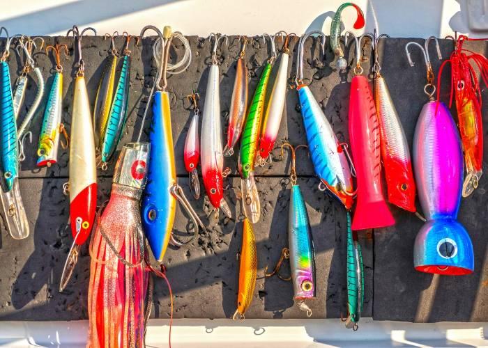 deep sea fishing bobbles